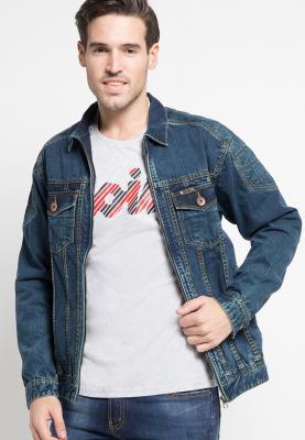Grosir Distributor Jaket Jeans 02 Harga Murah Bagus Berkualitas